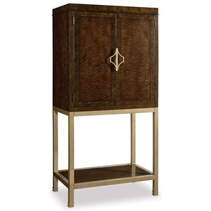 Hamilton Home Skyline Bar Cabinet