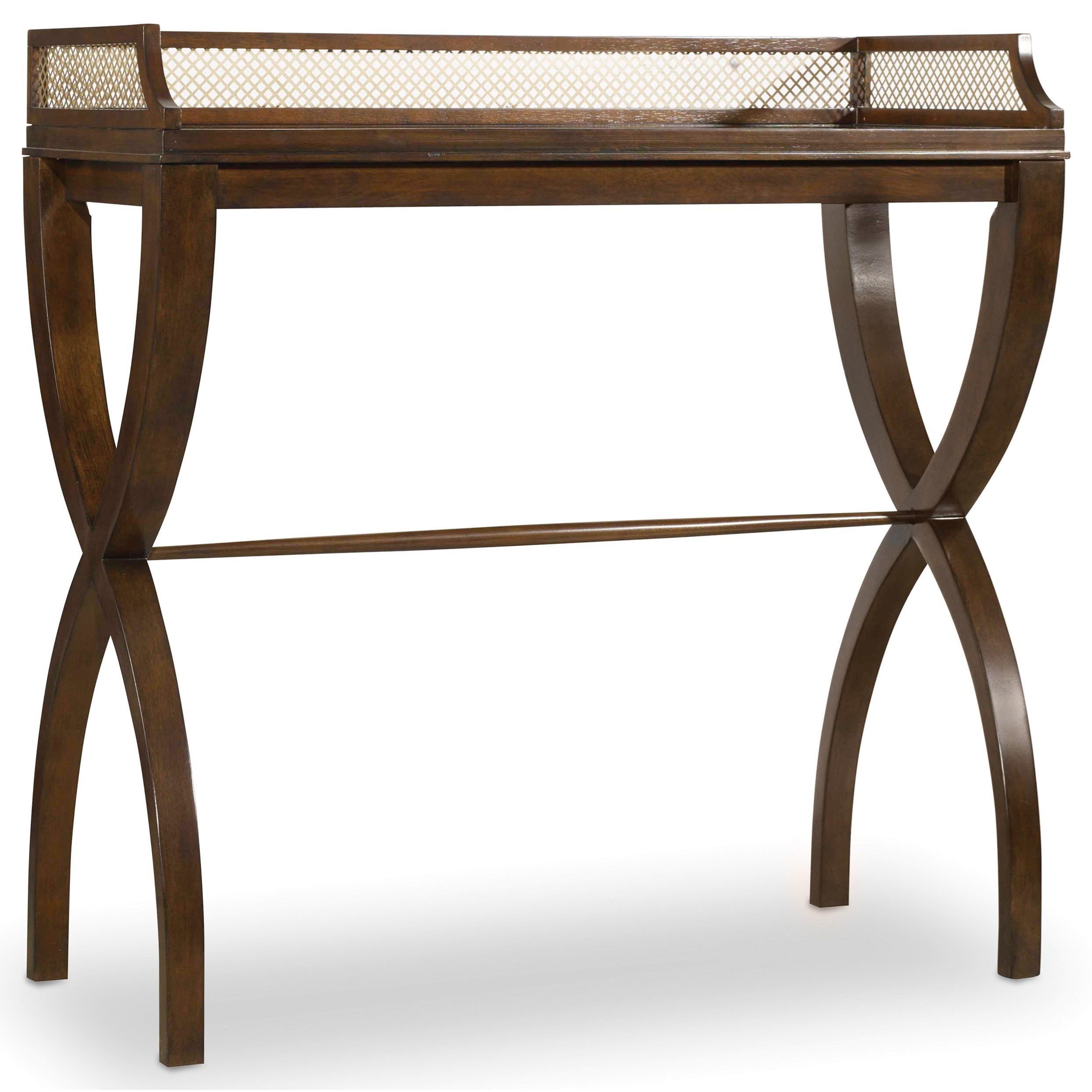 Hooker Furniture Skyline Consulate Table - Item Number: 5336-85002