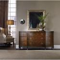 Hooker Furniture Skyline Dresser with 9 Drawers