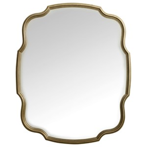 Hooker Furniture Skyline Portrait Mirror