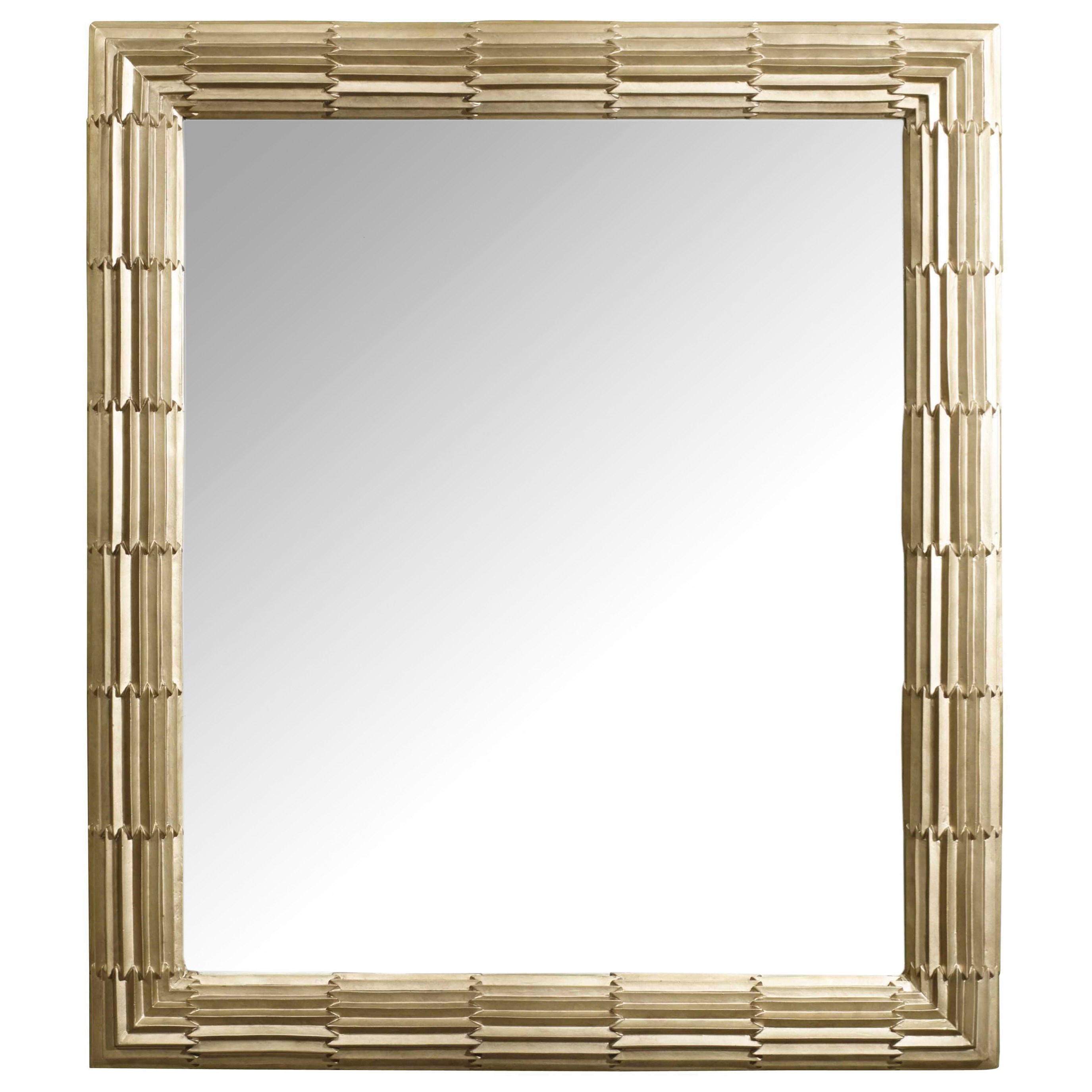 Hooker Furniture Skyline Textured Mirror - Item Number: 5336-90008