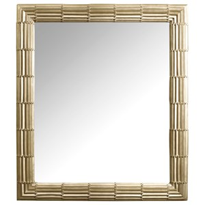 Hooker Furniture Skyline Textured Mirror