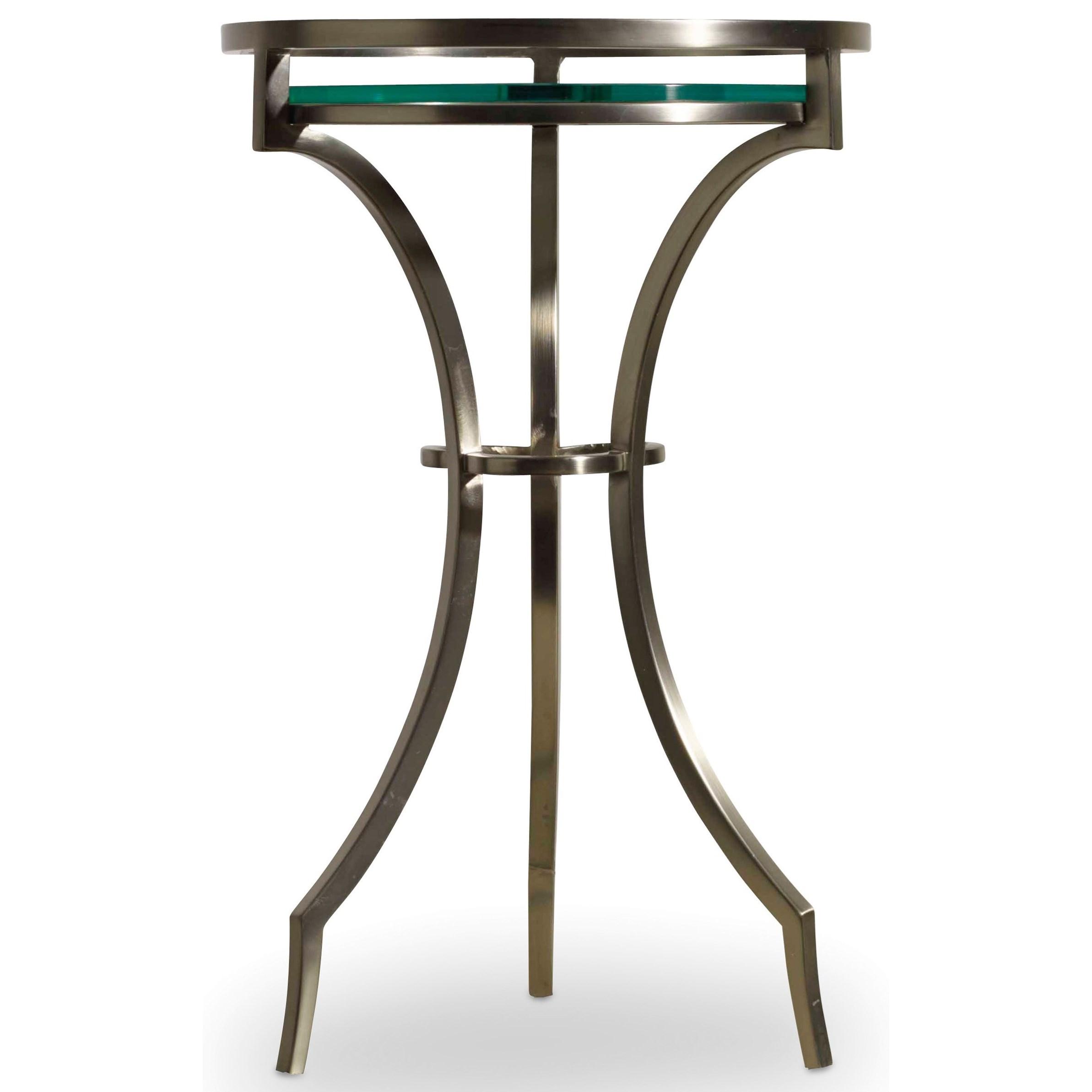 Hooker Furniture Skyline Martini Table - Item Number: 5536-80117