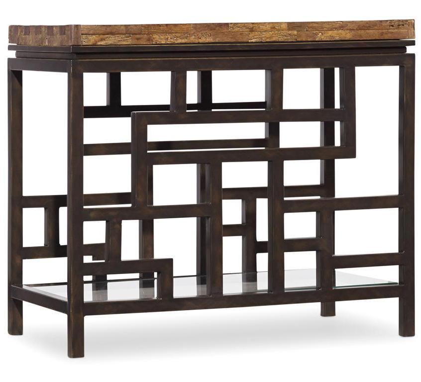 Hooker Furniture Socorro Chairside Table - Item Number: 5284-80114