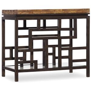 Hooker Furniture Socorro Chairside Table