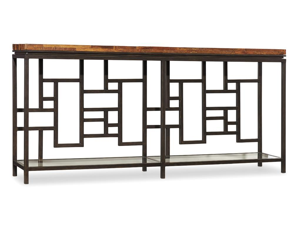 Hooker Furniture Socorro Console Table - Item Number: 5284-80151