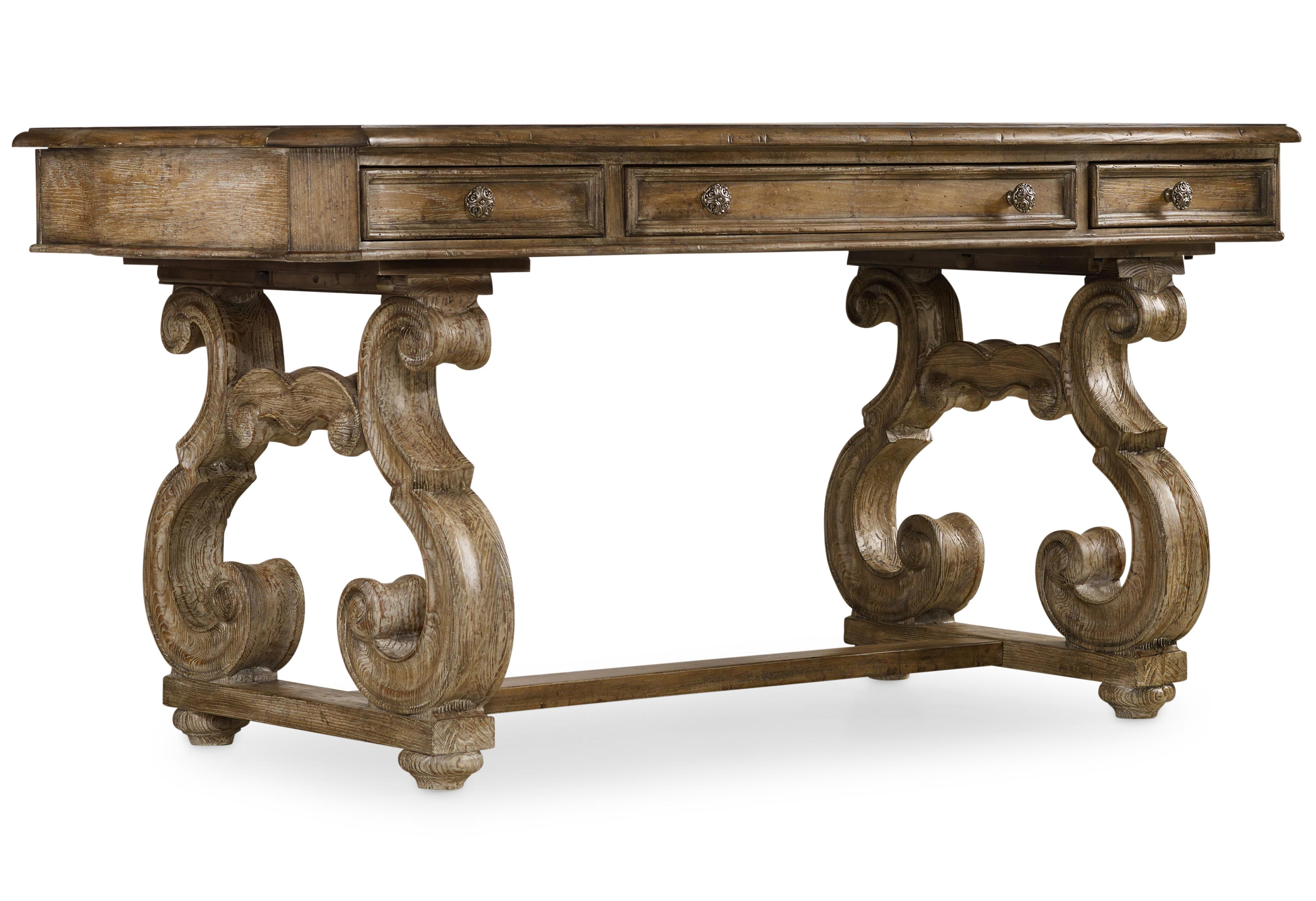 Hooker Furniture Solana Writing Desk - Item Number: 5291-10459
