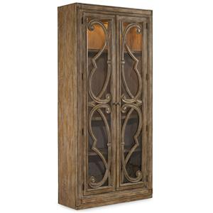 Hooker Furniture Solana Bunching Curio Cabinet