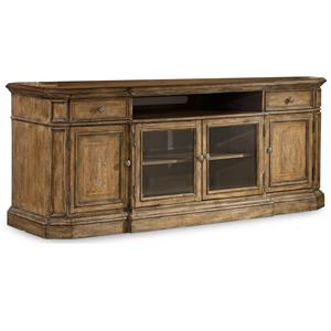 Hooker Furniture Solana Entertainment Console