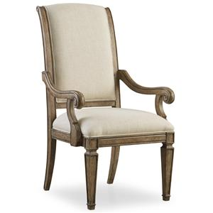 Hooker Furniture Solana Upholstered Arm Chair
