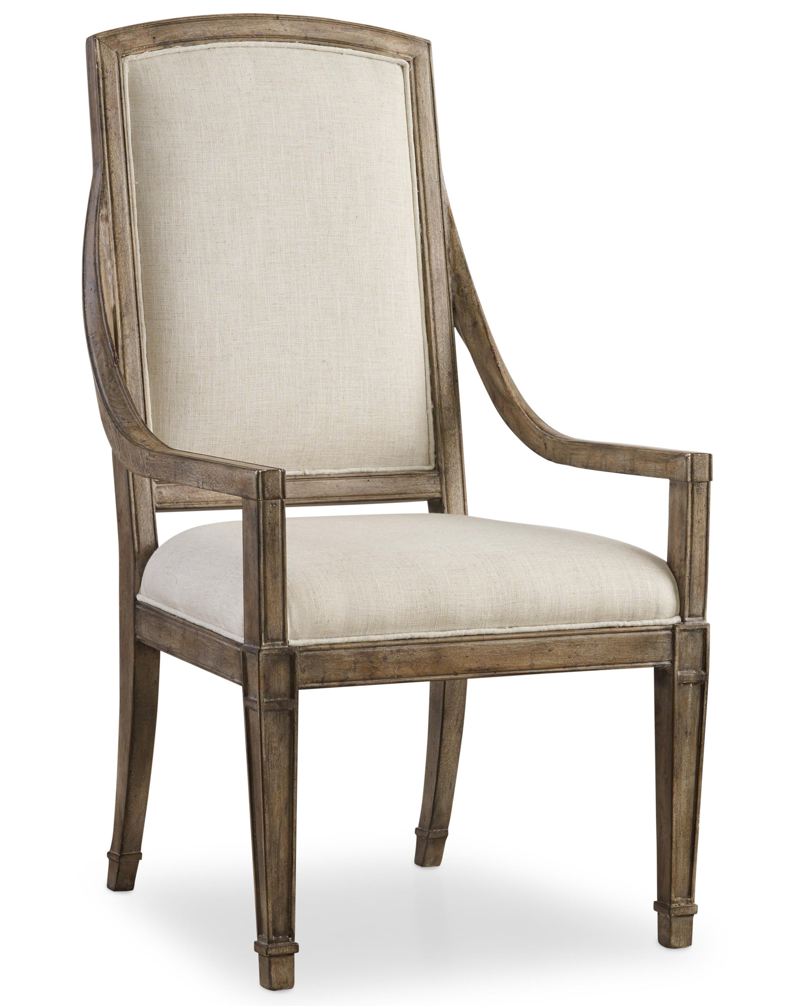 Hooker Furniture Solana Host Chair - Item Number: 5291-75501