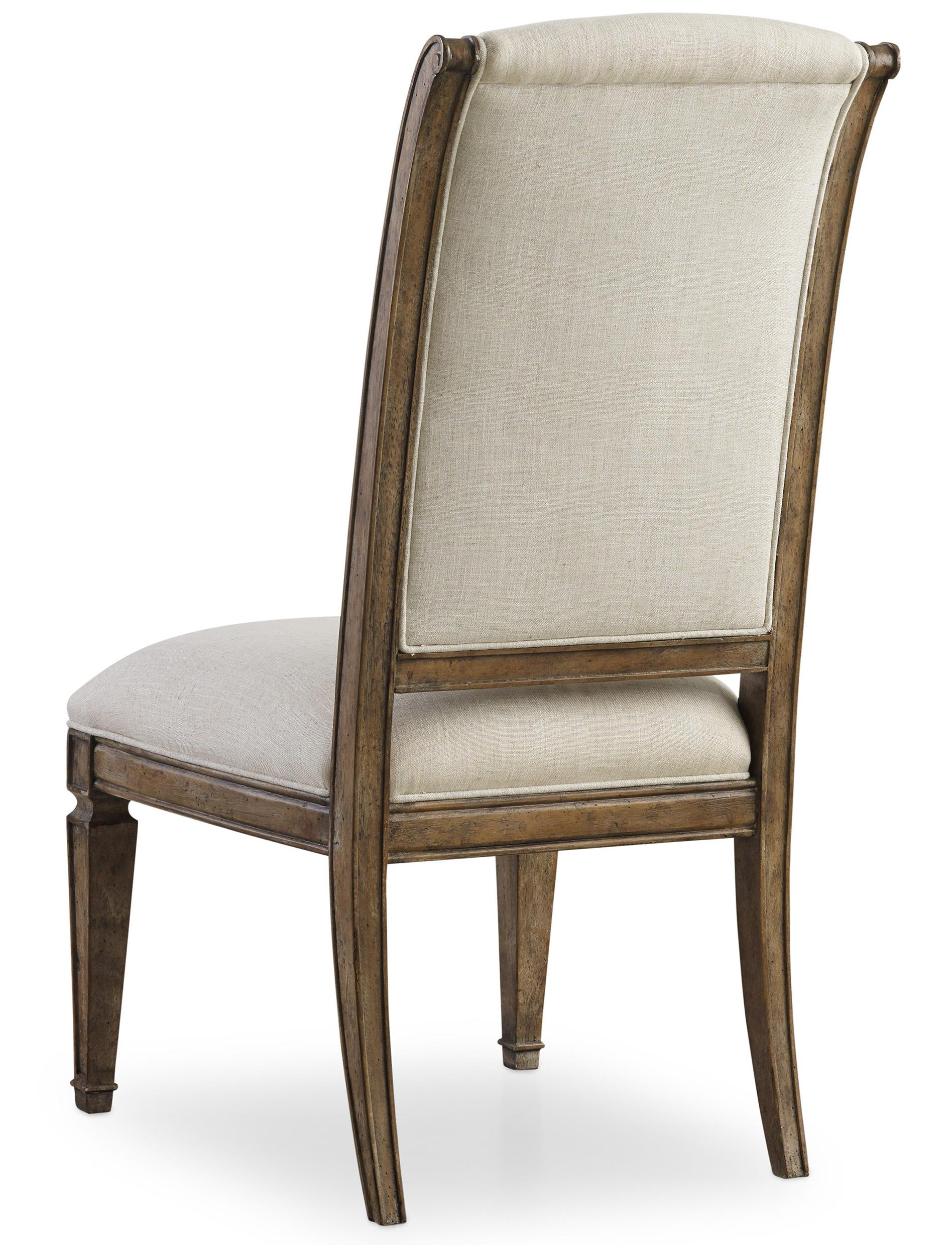 Hooker Furniture Solana 5291 75510 Upholstered Side Chair
