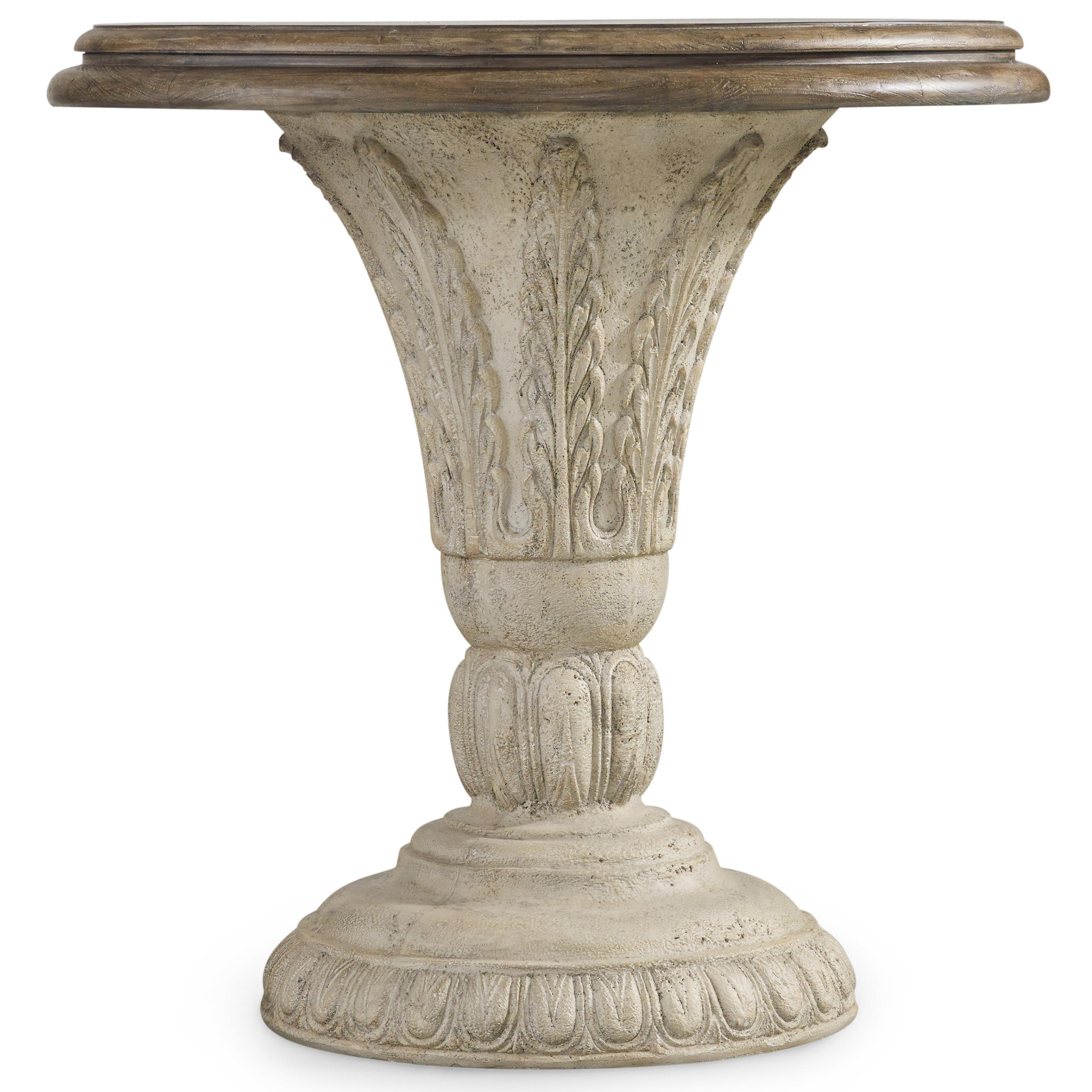 Hooker Furniture Solana Round Accent Table - Item Number: 5391-50001