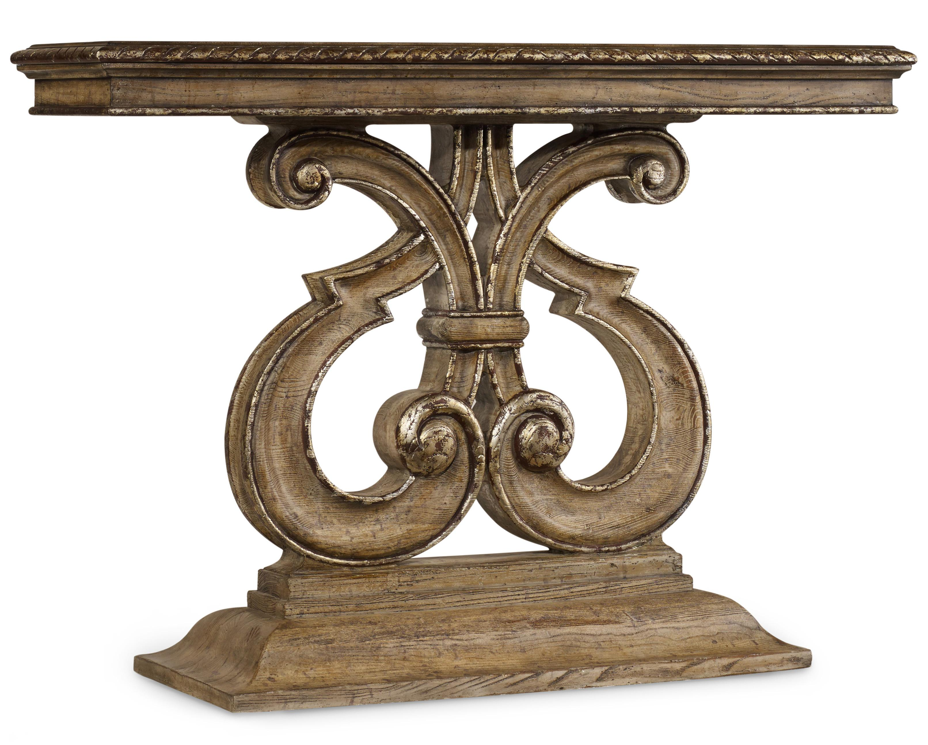 Hooker Furniture Solana Console Table   Item Number: 5491 85001