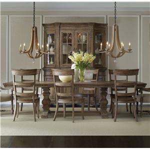 Hooker Furniture Sorella Rectangle Dining Table