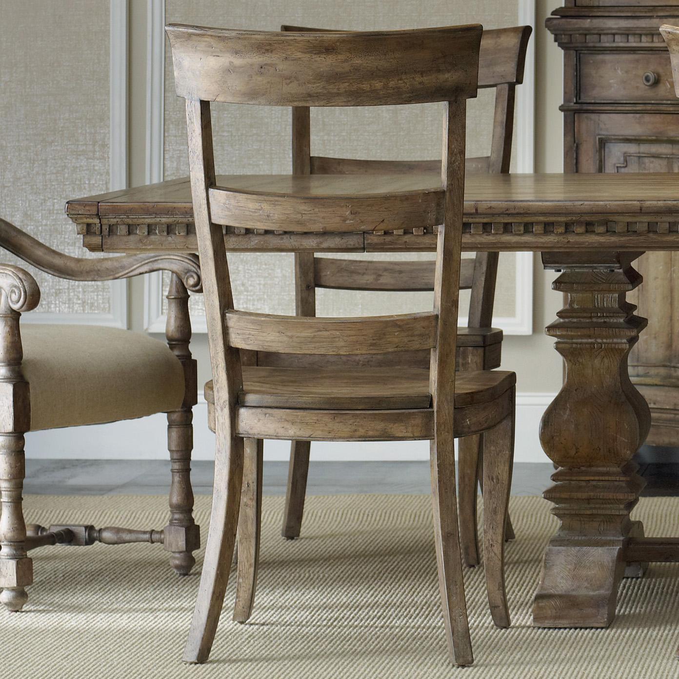 Hooker Furniture Sorella Ladderback Side Chair - Item Number: 5107-75310