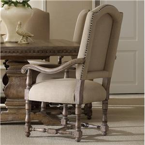 Hooker Furniture Sorella Upholstered Arm Chair
