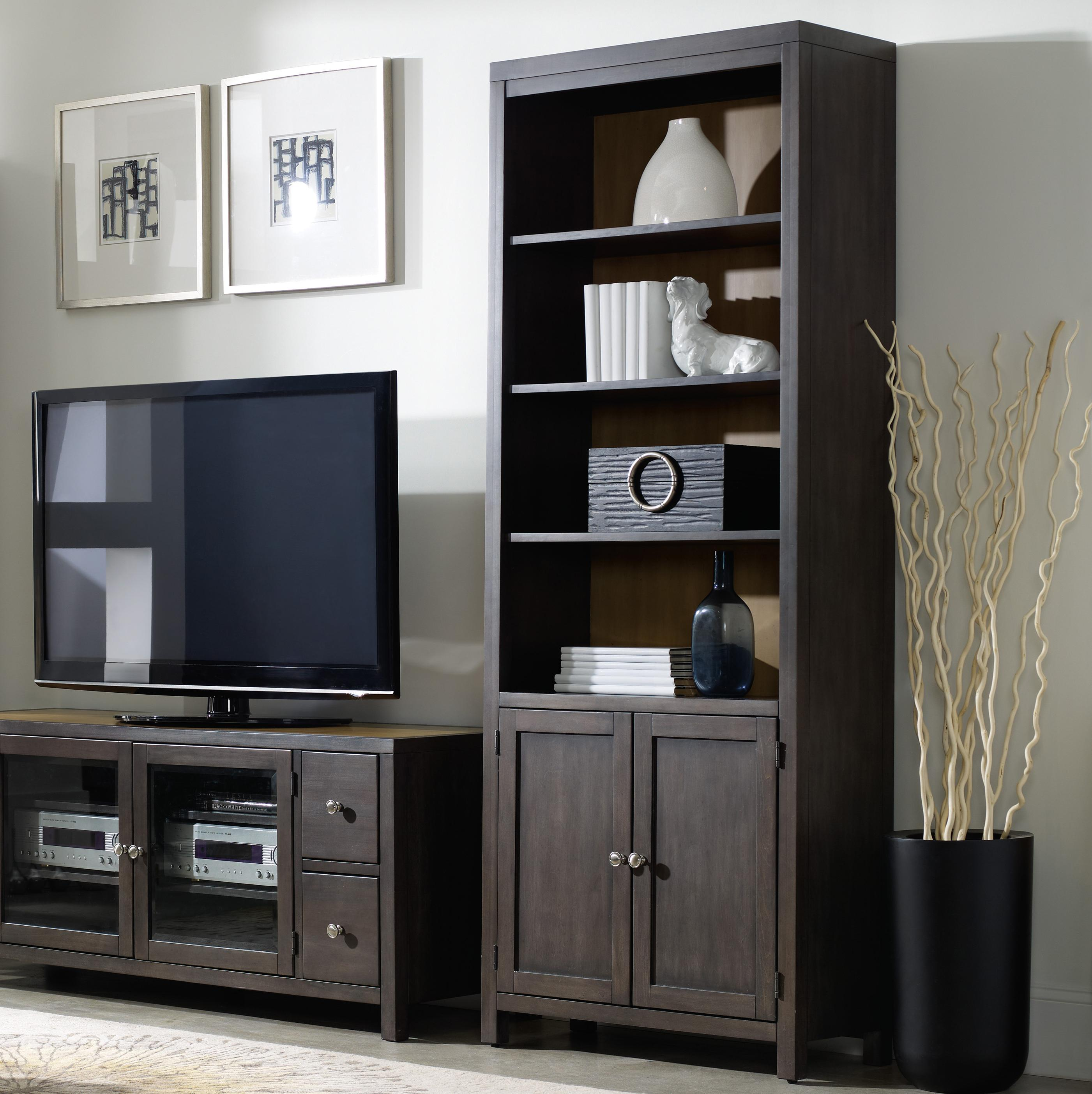 Hooker Furniture South Park Bunching Bookcase - Item Number: 5078-10445