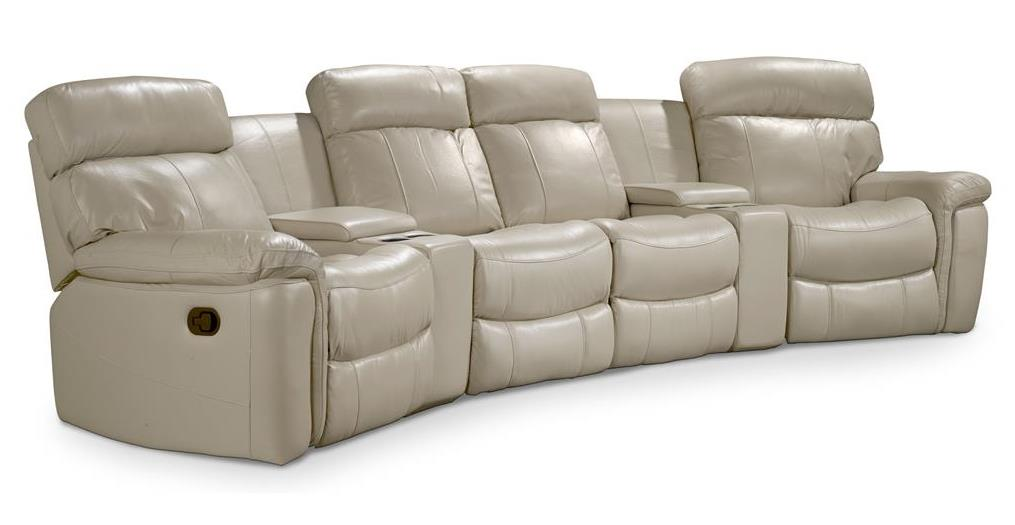 Hooker Furniture SS620 Motion Six Piece Theater Group - Item Number: SS620-HT-082