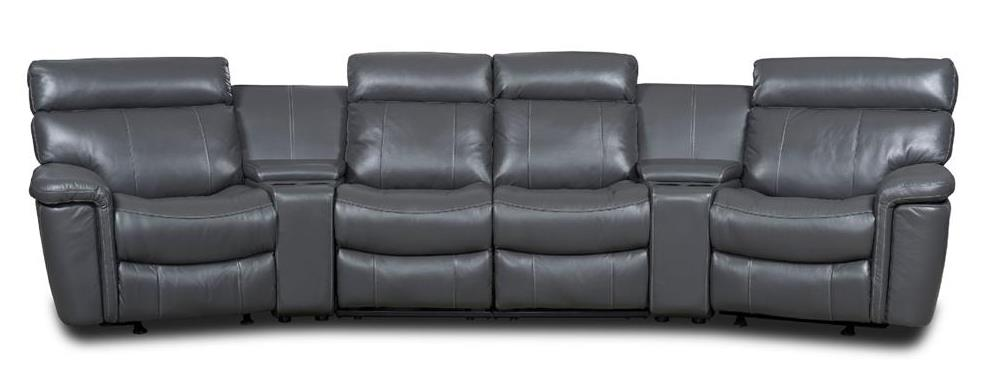 Hooker Furniture SS620 Motion Six Piece Theater Group - Item Number: SS620-HT-097
