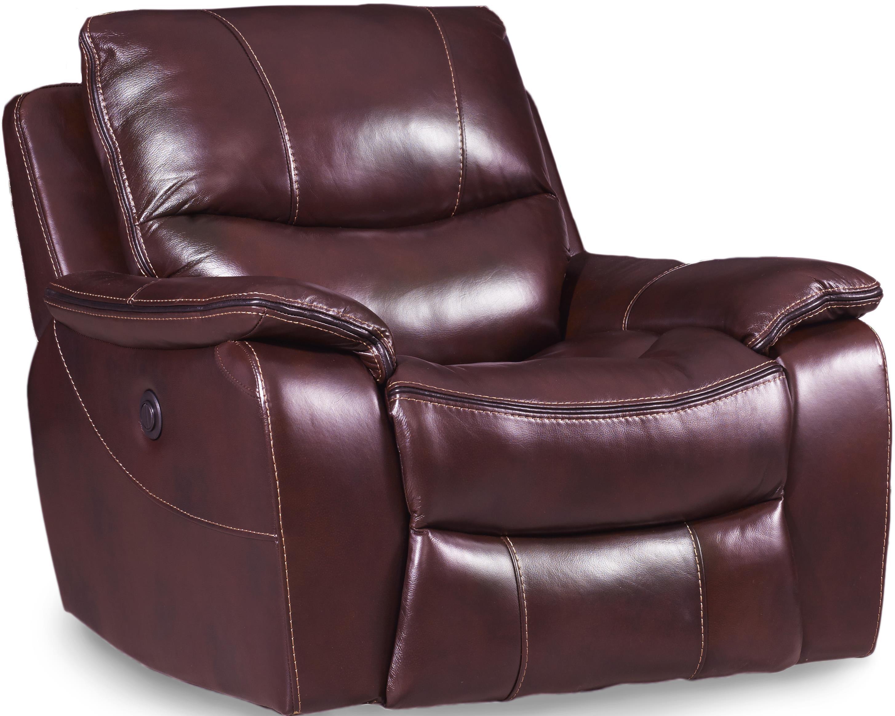 Hooker Furniture Oxford Power Glider Recliner - Item Number: SS624-P1G-069