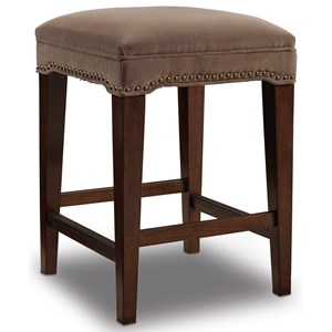 Hooker Furniture Stools Dark Chabli Counter Stool