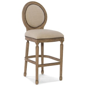 Hooker Furniture Stools Medium Lambert Counter Stool