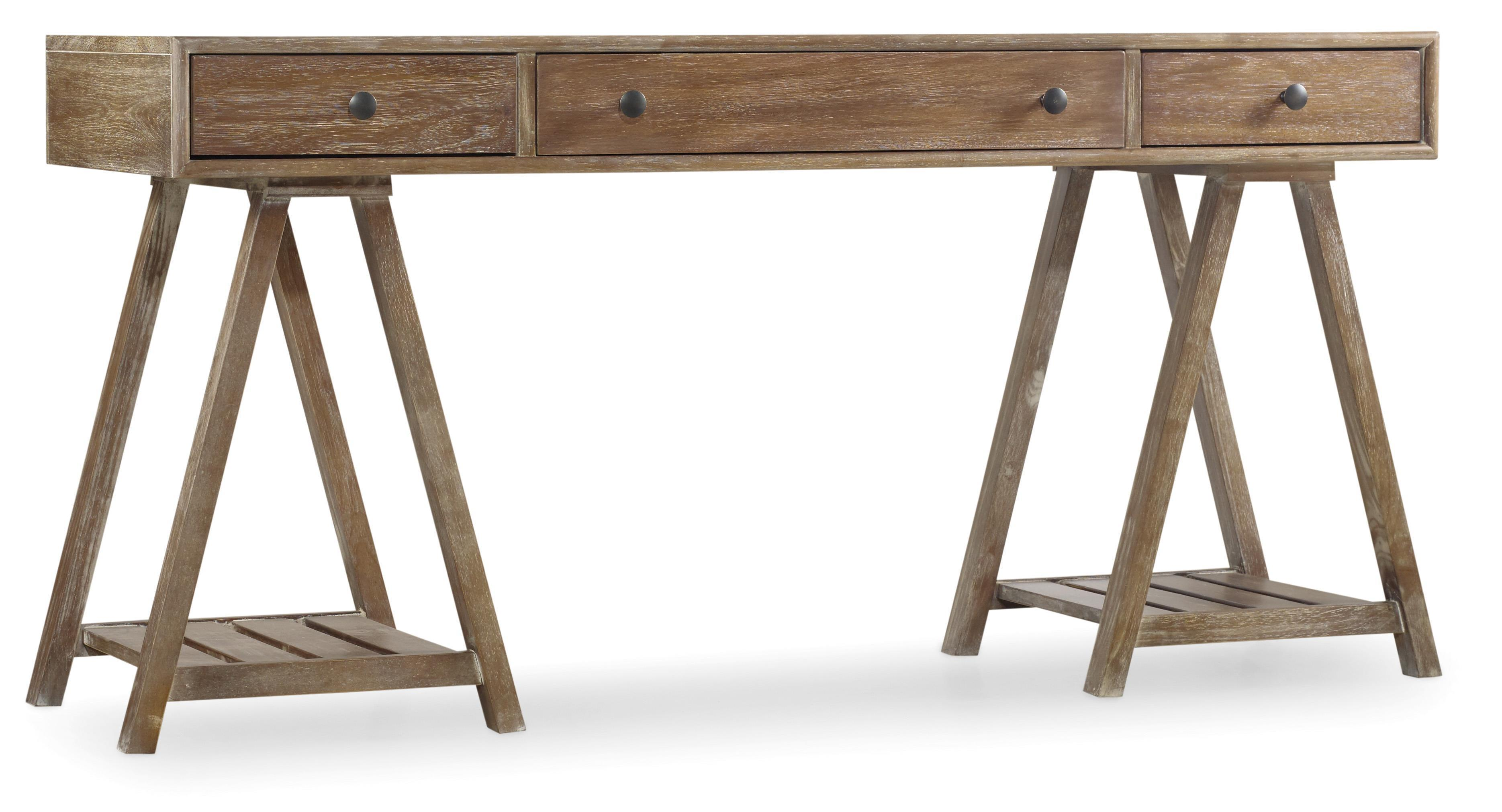 Hooker Furniture Studio 7H Stiegs Writing Desk - Item Number: 5382-10458