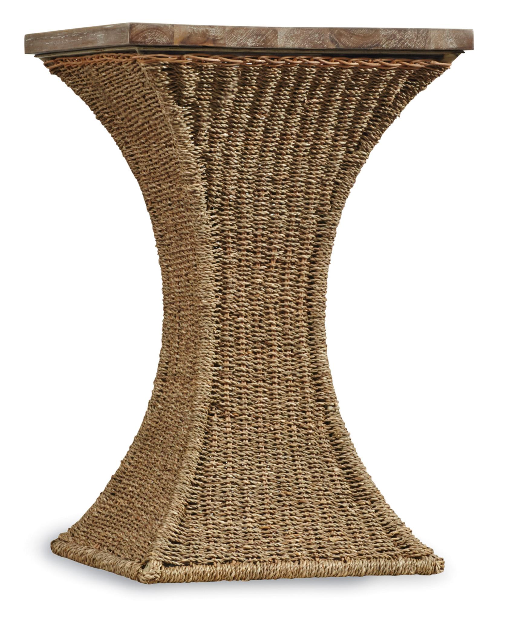 Hooker Furniture Studio 7H Go-Anywhere Rope Accent Table - Item Number: 5382-50001