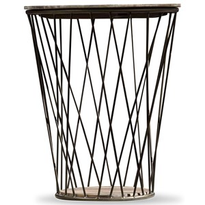 Hooker Furniture Studio 7H Round Accent Table