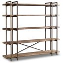 Hooker Furniture Studio 7H Scaffold Entertainment Console - Item Number: 5382-55494