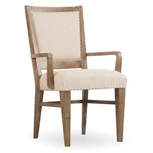 Hooker Furniture Studio 7H Stol Upholstered Arm Chair