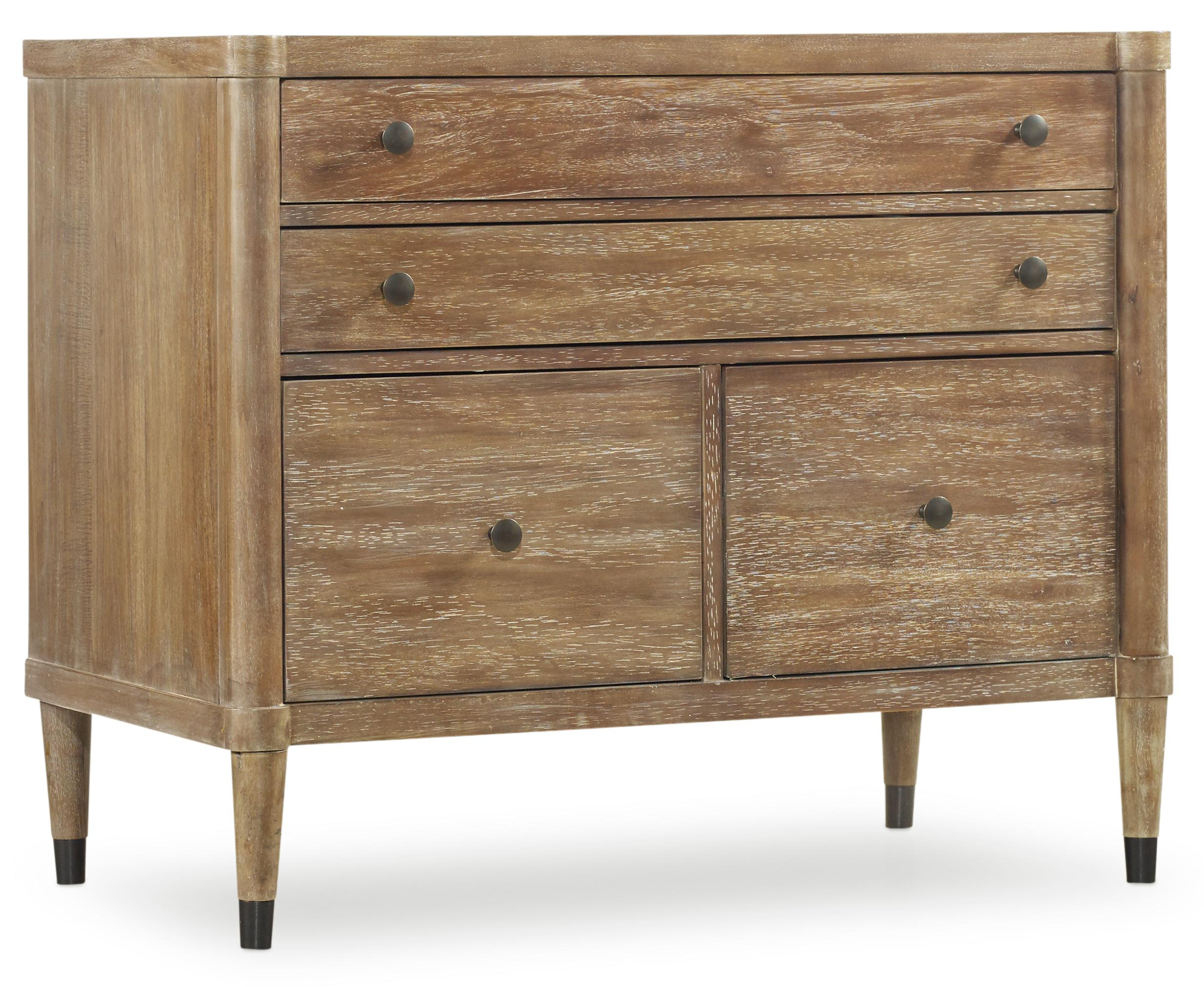 Hooker Furniture Studio 7H Utility Credenza - Item Number: 5382-75900