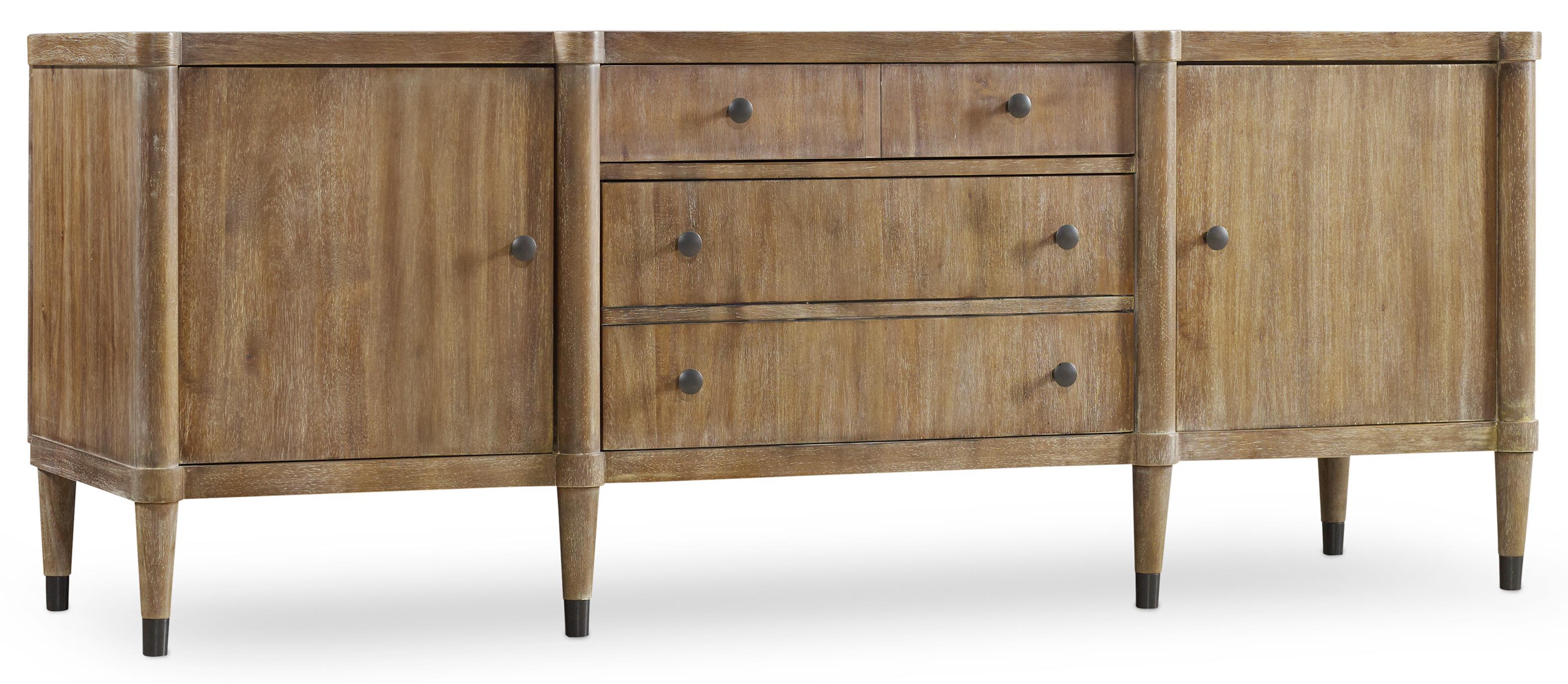 Hooker Furniture Studio 7H Vennesla Credenza - Item Number: 5382-85001
