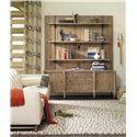 Hooker Furniture Studio 7H Vennesla Credenza with File Storage