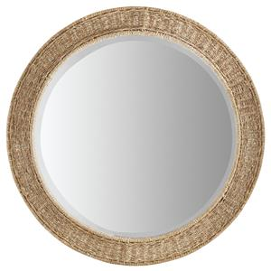 Hooker Furniture Studio 7H Harmony Round Rope Mirror