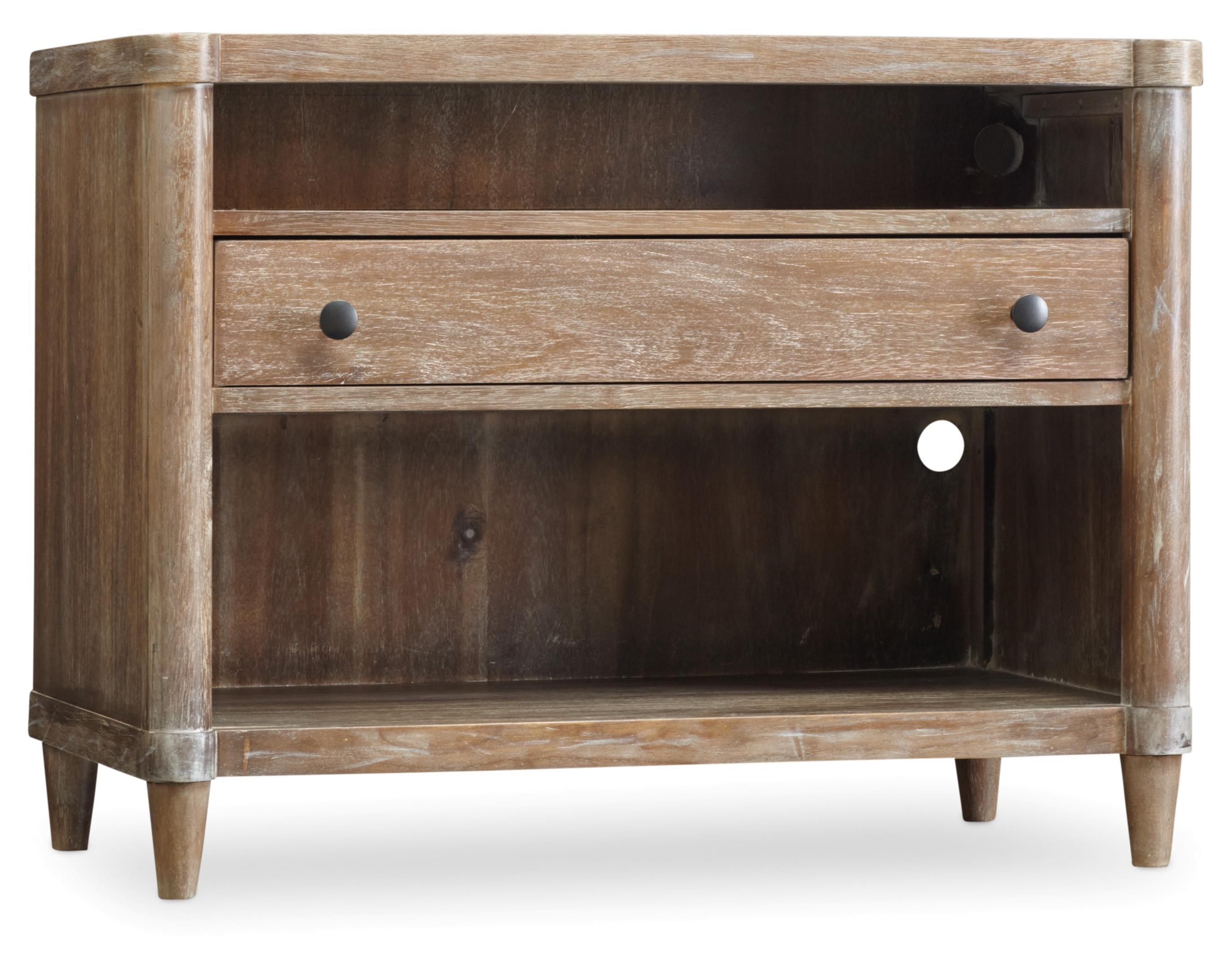Hooker Furniture Studio 7H Elin Nightstand - Item Number: 5382-90016