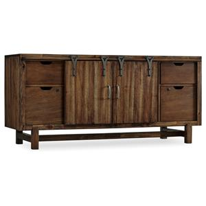Hooker Furniture Studio 7H Glide Entertainment Center