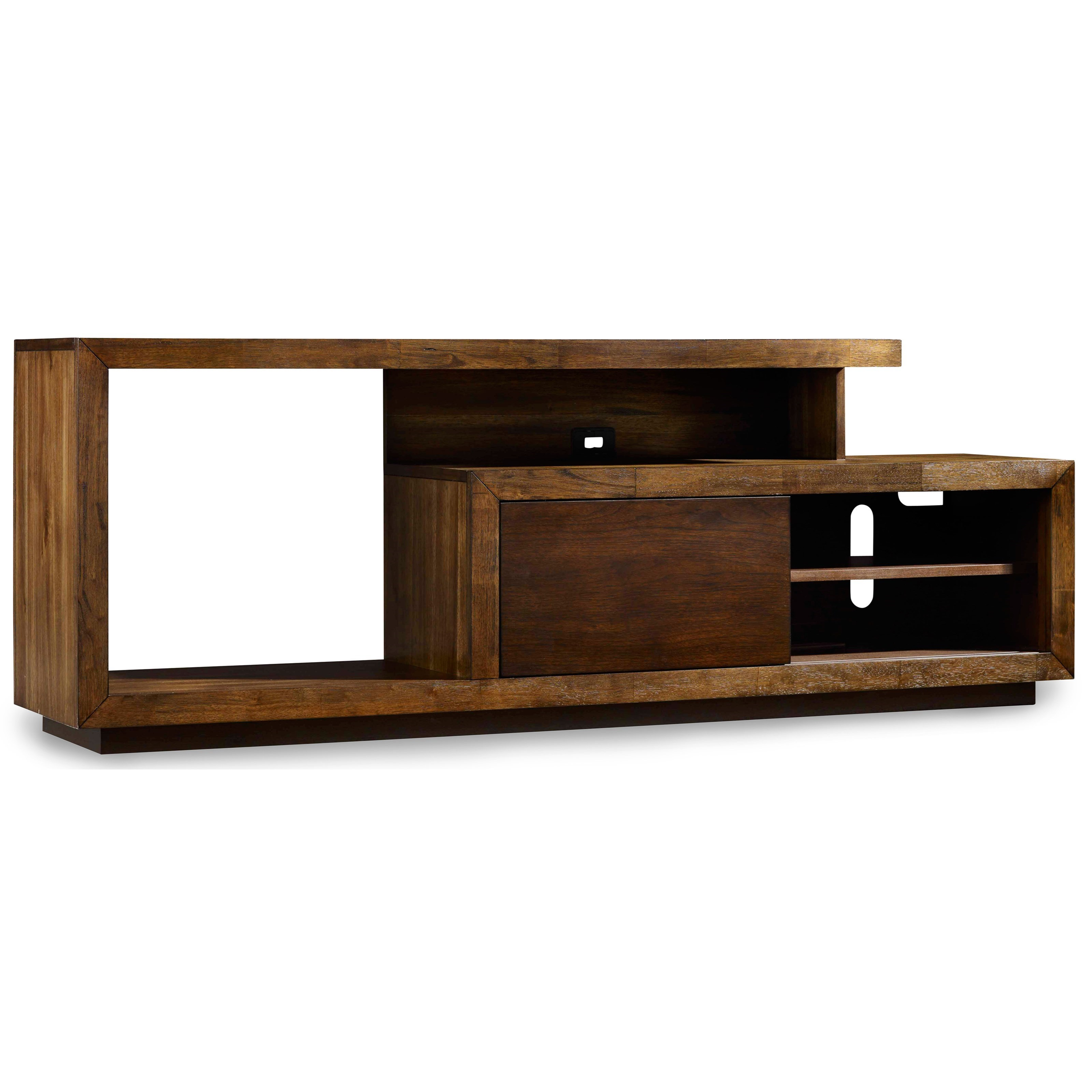 Hooker Furniture Studio 7h Entertainment Console With
