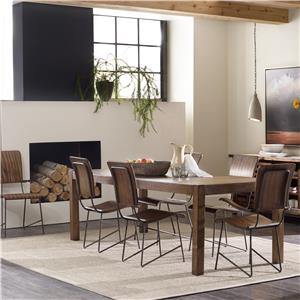 Hooker Furniture Studio 7H 7 Piece Dining Set