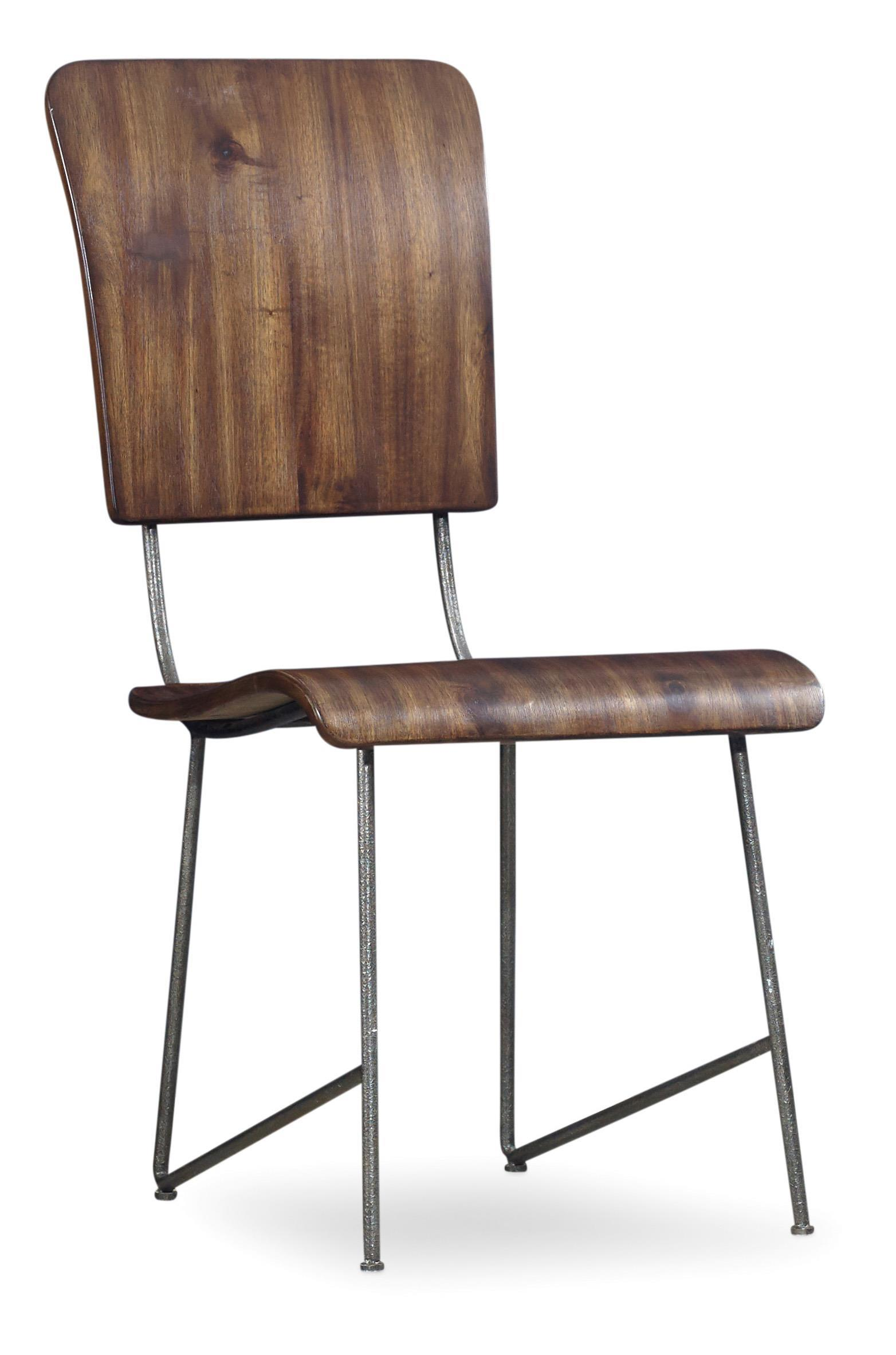 Hooker Furniture Studio 7H Vibe Bentwood Side Chair - Item Number: 5388-75310