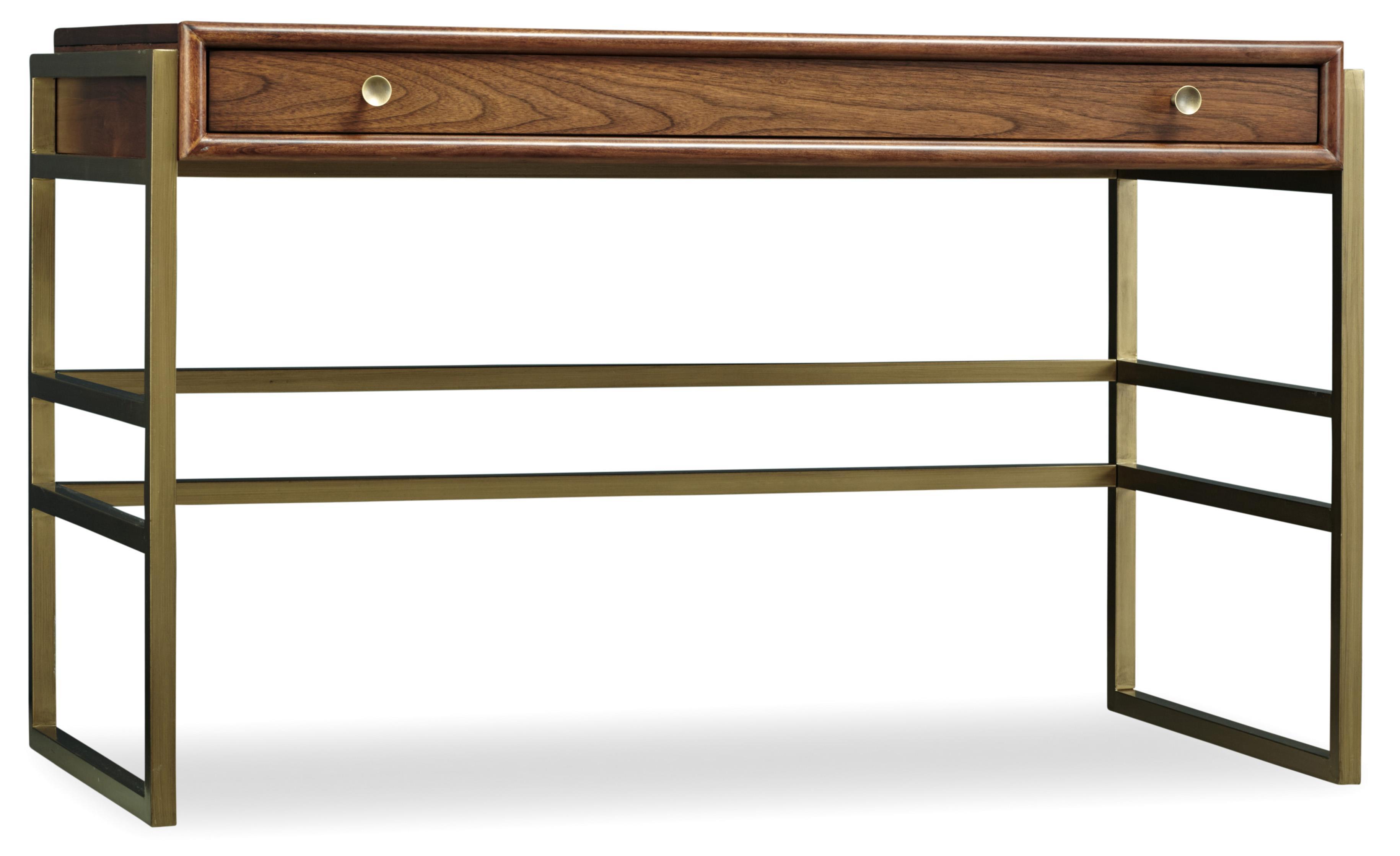Hooker Furniture Studio 7H Final Draft Writing Desk - Item Number: 5398-10482