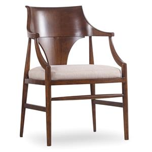 Hooker Furniture Studio 7H Jens Danish Arm Chair