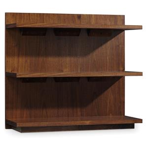 Hooker Furniture Studio 7H Chapter One Sofa/Bookcase Console