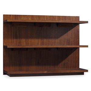 Hooker Furniture Studio 7H Chapter Two Sofa/Bookcase Console