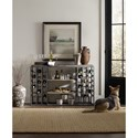 Hooker Furniture Studio 7H Wine Rack with Storage for 36 Wine Bottles