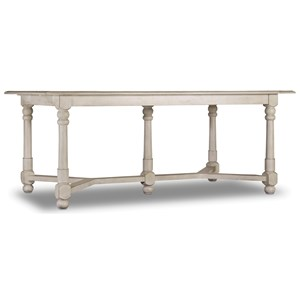 Hooker Furniture Studio 7H Leg Table