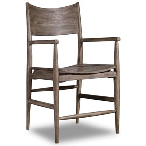 Hooker Furniture Studio 7H Arm Chair