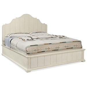 Hooker Furniture Sturbridge Queen Panel Bed