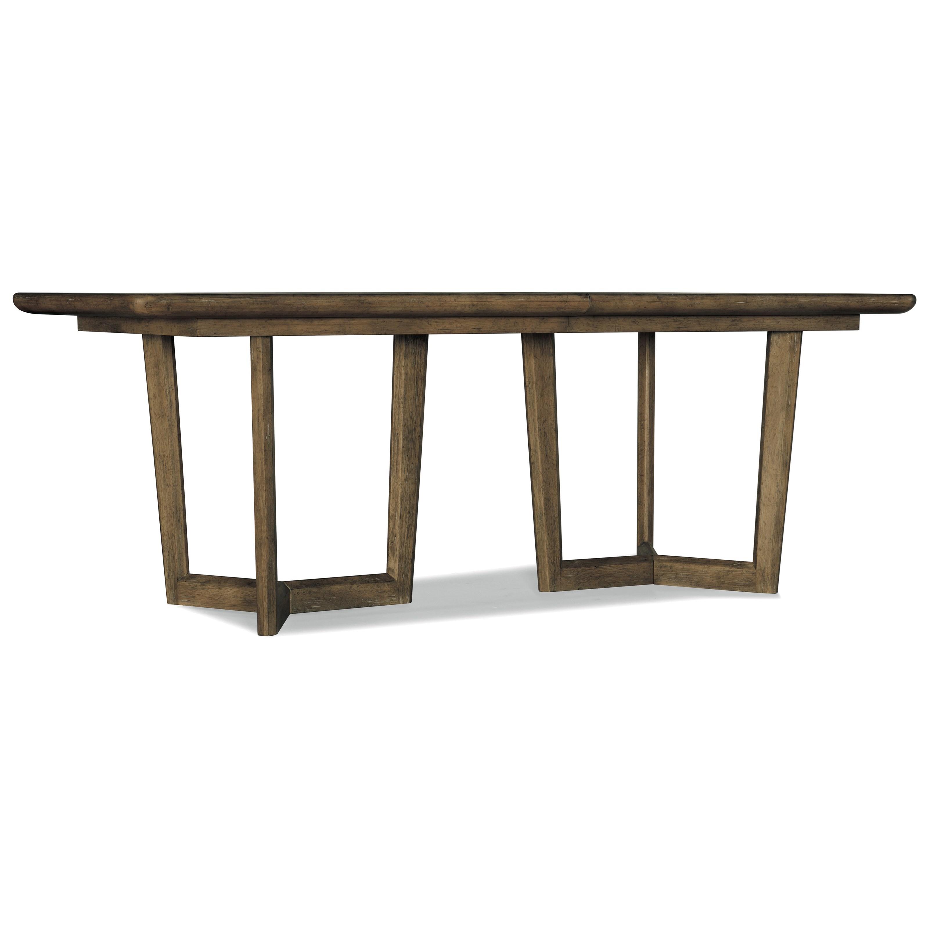Sundance Rectangular Dining Table by Hooker Furniture at Baer's Furniture